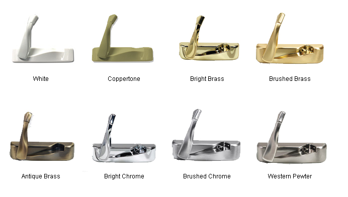Window Hardware Options - Heritage Home Design