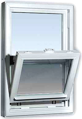 Series Single Hung Tilt Windows