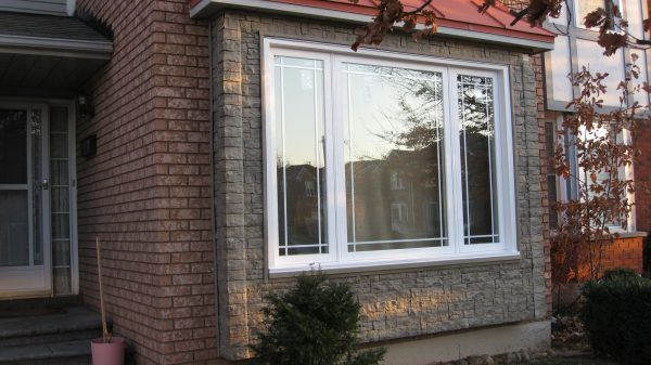 New window and exterior