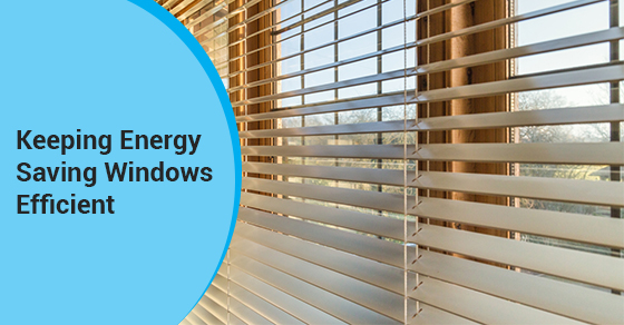 Keeping Windows Efficient