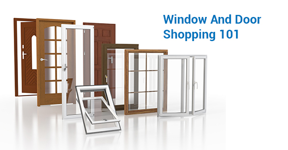 Window & Door Shopping 101