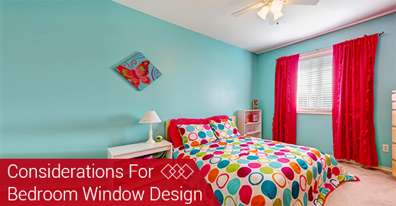 Bedroom Window Design