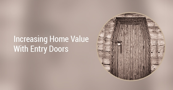 Attractive Entry Door