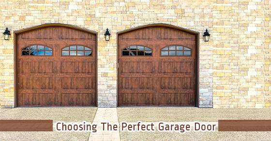 Perfect Garage Door